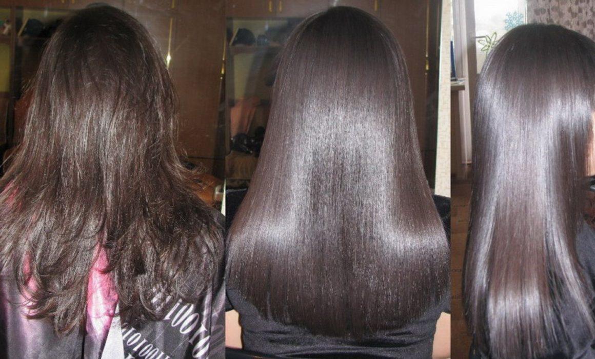 Бразильское выпрямление волос в Бресте